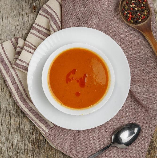 Manti Diyarı | Özel Mercimek Çorbası